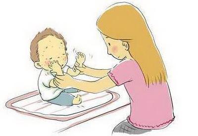 各时期湿疹有哪些临床症状